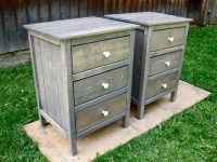 Ana White | 3-Drawer Night Stands - DIY Projects