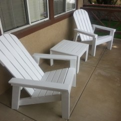 Adirondack Chair Plan Hollywood Regency Style Dining Chairs Ana White Home Depot Diy Projects