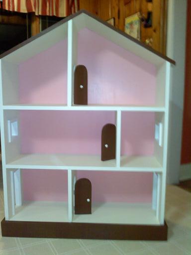 Ana White  Doll house Bookshelf  DIY Projects