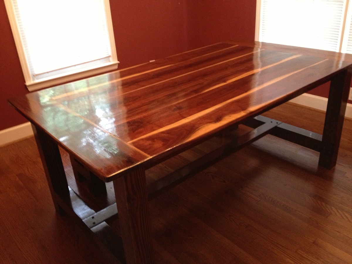 black walnut kitchen table space savers cabinets awesome you must have