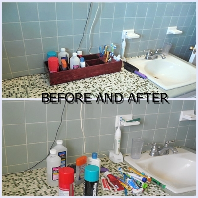 Ana White  Bathroom Organizer  DIY Projects