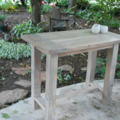 Do It Yourself Outdoor Kitchen Monogrammed Towels Ana White Farmhouse Table Modified To Become An