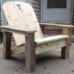 Adirondack Chair Diy Ana White Ll Bean All Weather Reclaimed Lumber Projects