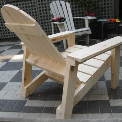 Office Chair Under 20 Airbag Prank Ana White | Adirondack In Pine - Diy Projects