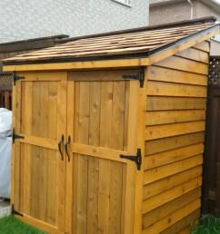 cedar shed [ 2160 x 3840 Pixel ]