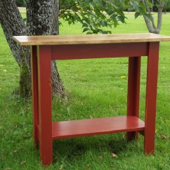 Ana White Sofa Table Lazy Boy Tables Simple Cheap And Easy Console Diy