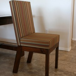 Diy Dining Chairs Walmart Flip Chair Ana White Upholstered Projects