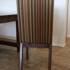 Diy Dining Chairs Trailer Hitch Hammock Chair Ana White Upholstered Projects