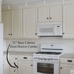 Kitchen Floor Cabinet Online Planner Ana White 21 Base Door Drawer Combo Momplex Diy Projects