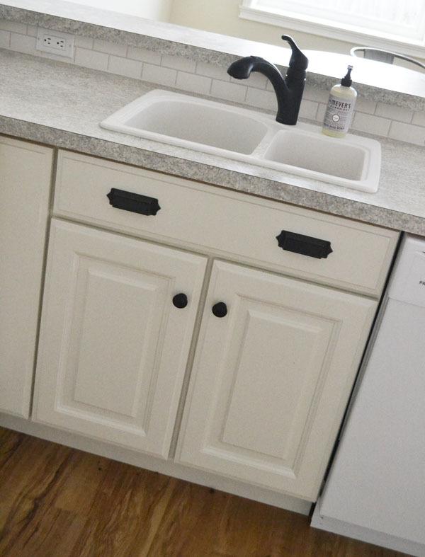 "Ana White 30"" Sink Base Momplex Vanilla Kitchen DIY Projects"
