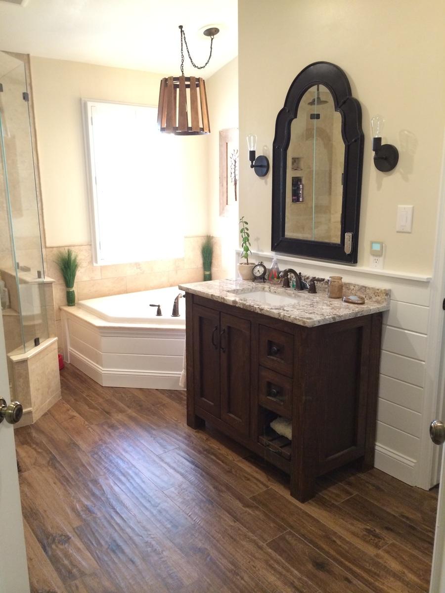 Ana White  Bathroom Vanities  DIY Projects
