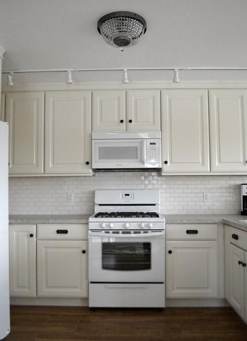 "Ana White 30"" X 12"" Above Range Wall Cabinet Momplex Vanilla"