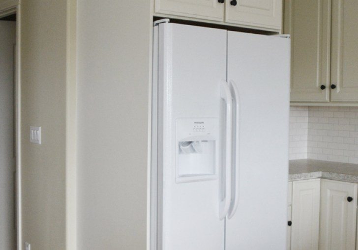 Diy Tall Kitchen Cabinets