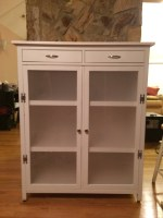 Ana White | Hemnes linen cabinet finished! - DIY Projects