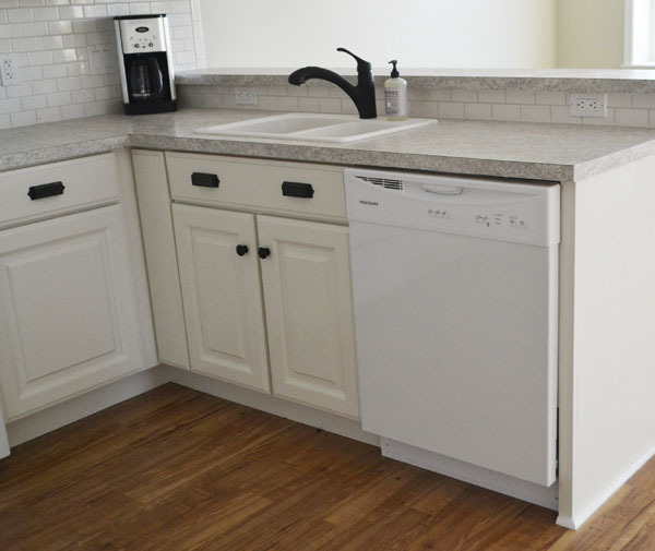 "Ana White 36"" Sink Base Kitchen Cabinet Momplex Vanilla Kitchen"