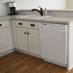 Kitchen Sink Without Cabinet Table For 8 Ana White 36 Base Momplex Vanilla Diy Projects