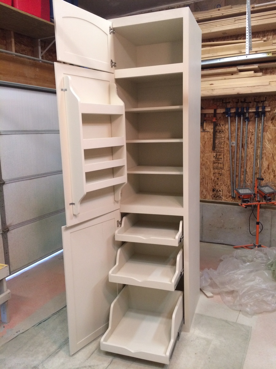 diy kitchen pantry cabinet plans cabinets fayetteville nc ana white projects
