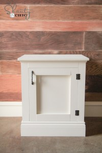 Ana White   Panel Nightstands - DIY Projects