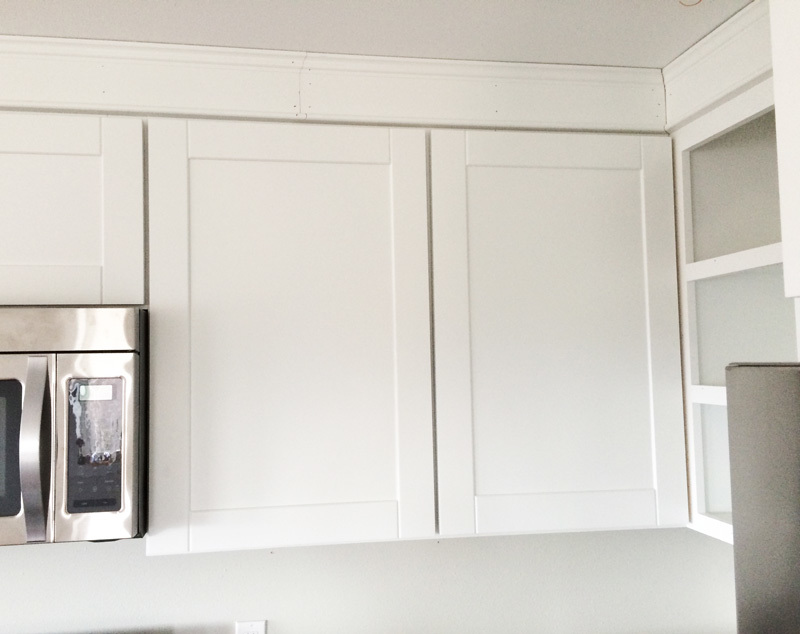 """Ana White 45"""" Wall Kitchen Cabinet DIY Projects"""