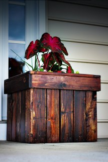 Ana White Planter Box Pallets - Diy Projects