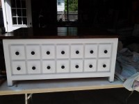 Ana White | Apothecary inspired coffee table - DIY Projects