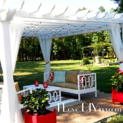 Ana White Sofa Table Reclining Ratings | Pergola And Outdoor Furniture - Diy Projects