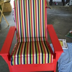 Adirondack Chair Diy Ana White Rental Orlando Projects