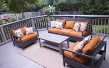 White Outdoor Patio Furniture