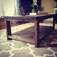 Ana White | rustic x tables - DIY Projects