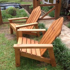 Adirondack Chair Diy Ana White Computer Desk And Set Chairs Projects