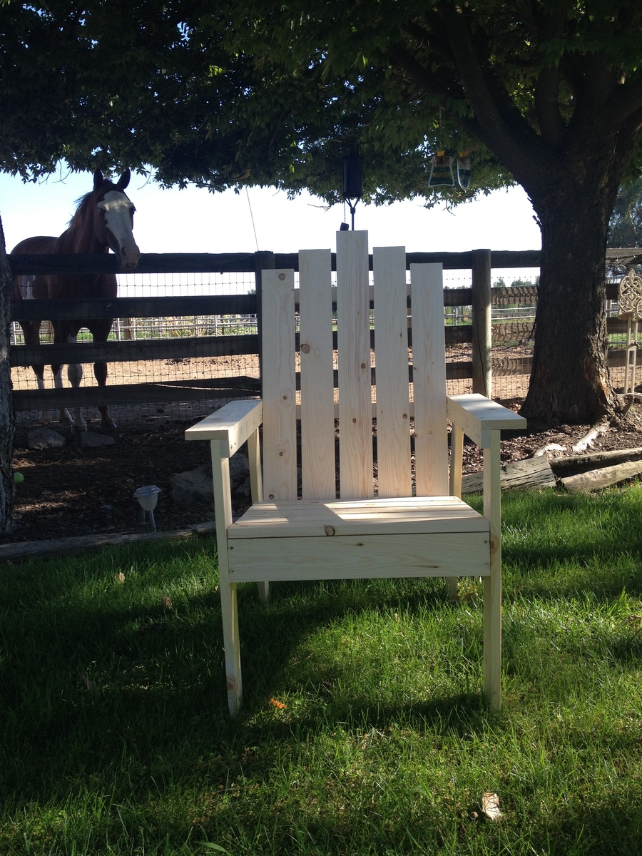 adirondack chair diy ana white wheelchair van service projects