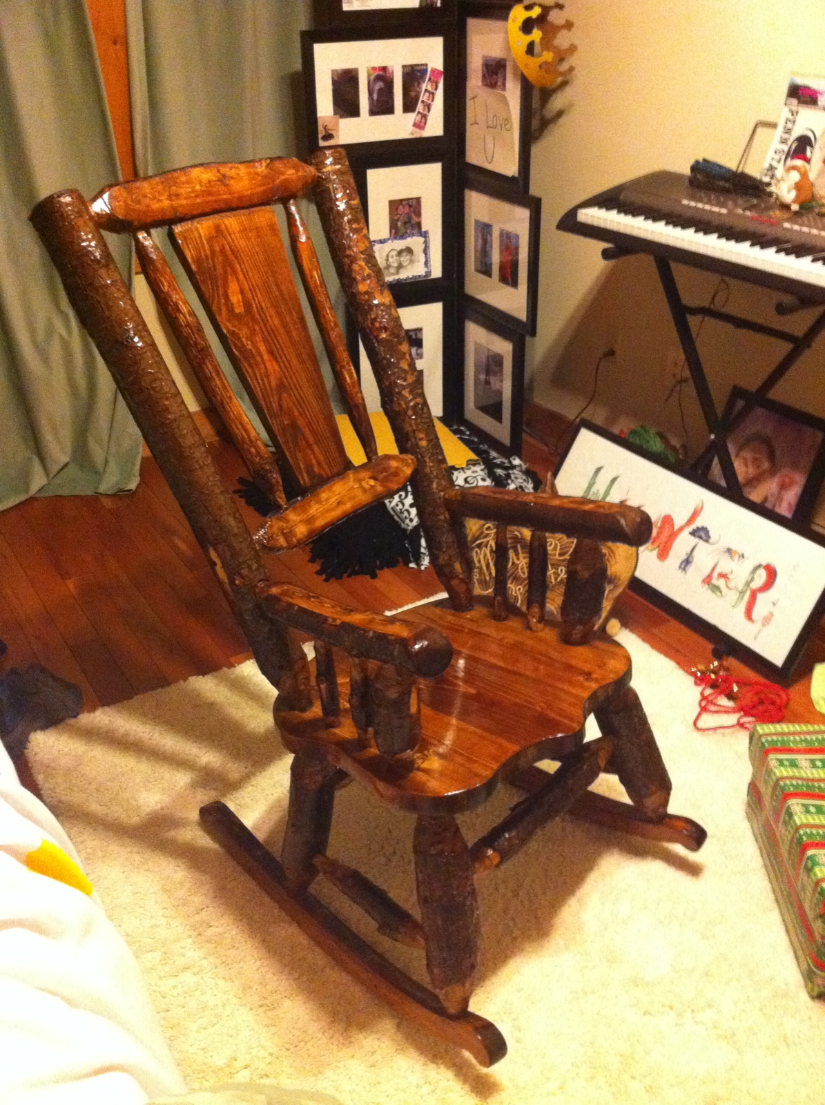 building a rocking chair lowes card table and chairs ana white diy projects