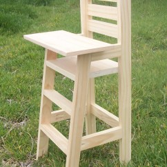 3 In One High Chair Plans Orange Wicker Cushions Ana White Cutest Baby Doll Diy Projects