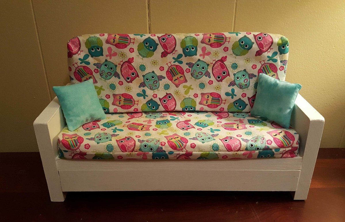 18 doll sofa diy henredon construction ana white quot couch projects