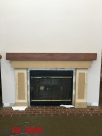 Ana White | Fireplace Surround and Mantel - DIY Projects