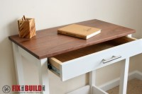 Ana White | Writing Desk - DIY Projects