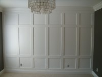 Ana White | Wainscoting Feature Wall - DIY Projects