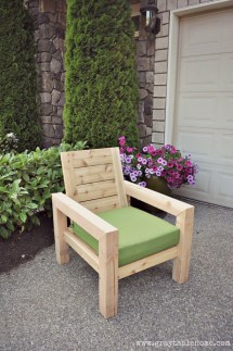 Rustic Outdoor Furniture Chair