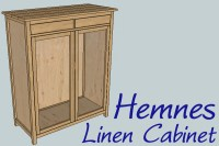 How to Build Linen Closet Cabinet Plans PDF Plans