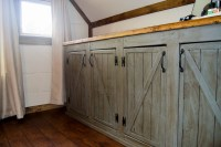 Ana White | Scrapped the Sliding Barn Doors, Rustic ...