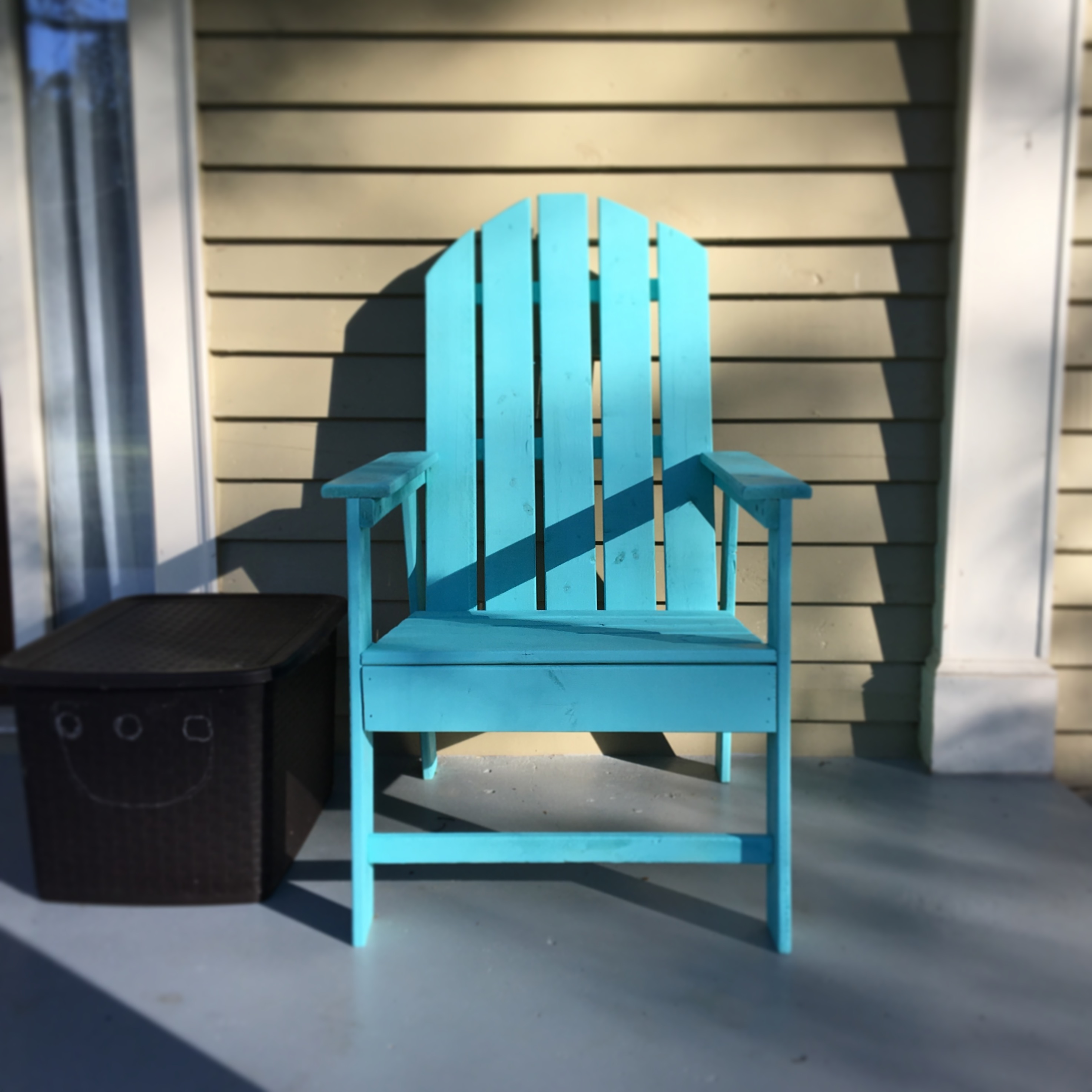 adirondack chair diy ana white wedding hire algarve projects