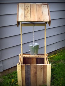 Pallet Wishing Well Plans Free