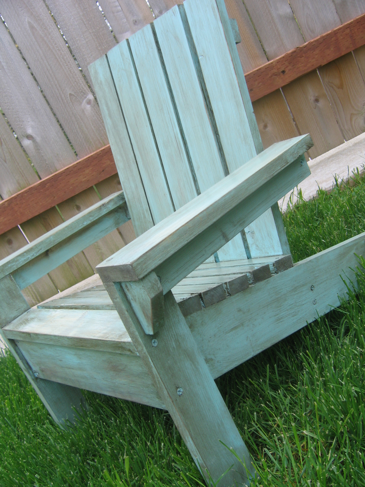 adirondack chair diy ana white antique birthing pictures bubba s modified little projects