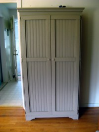 Bead Board Cabinets on Pinterest | Cabinets, Open Cabinets ...