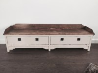 Ana White | Extra long storage bench - DIY Projects