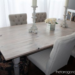 Whitewash Kitchen Table Red Islands Ana White Whitewashed Farmhouse Diy Projects