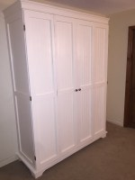 Ana White | Murphy Bed Cabinet - DIY Projects