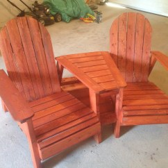 Adirondack Chair Plan Rocking Cushions Outdoor Ana White Chairs With Table Diy Projects