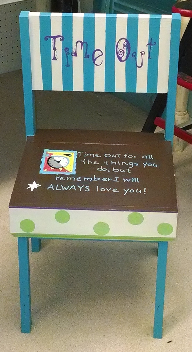 kids time out chair bathroom vanity chairs with wheels ana white diy projects