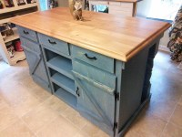 Ana White | Farmhouse kitchen Island - DIY Projects